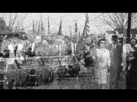 Diane Nash, MLK Lieutenant, refuses to march across Pettus Bridge in Selma with George Bush