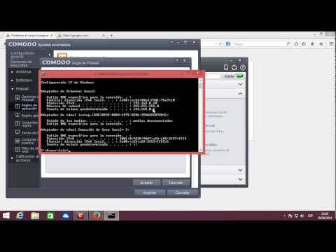 COMODO Firewall -