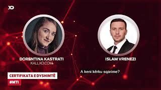 Certifikata e Dyshimt-Kërcënimet për Pronën- Bastet e Mitrovicës- Intervistë Ismet Ujkani 24.02.2021