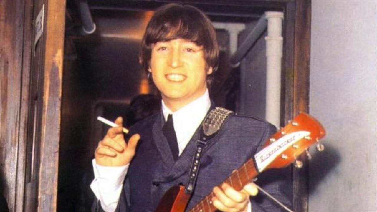 John Lennon History Of His Guitars Youtube