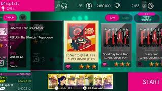 SUPER JUNIOR (PLAY) - Lo Siento (Feat. Leslie Grace) (Easy) …