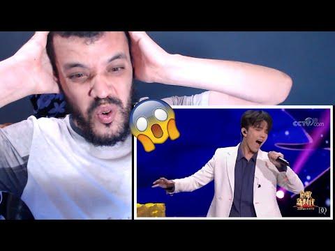 Dimash – Jasmine (茉莉花) The Sing New Era CCTV3 Reaction