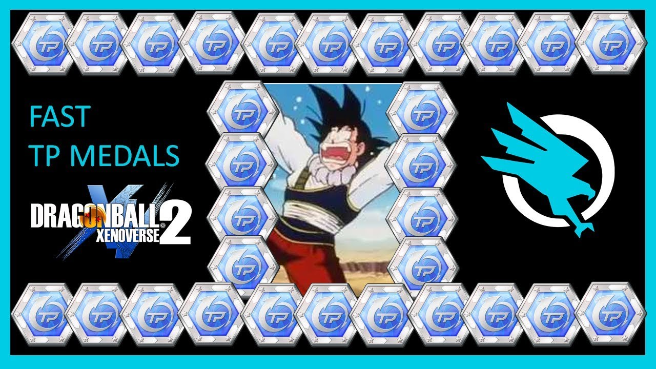 How To Get 15 Tp Medals In Xenoverse 2