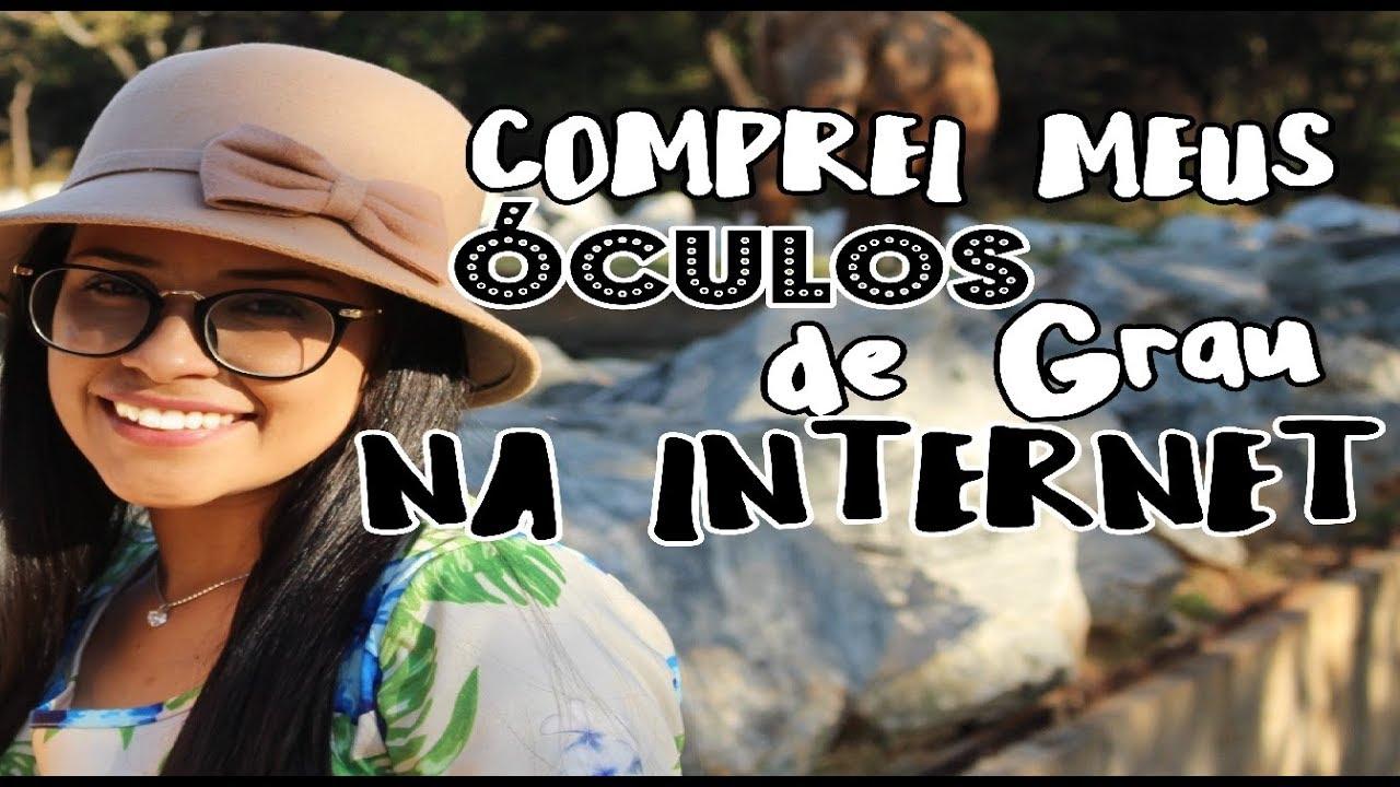 23c75b1f2ac68 COMO COMPRAR ÓCULOS DE GRAU BARATO - YouTube