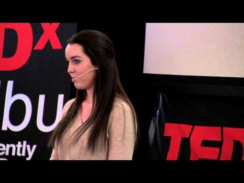 Girl disrupted -- discovering happiness in Bhutan: Claire Thomsen at TEDxMalibu