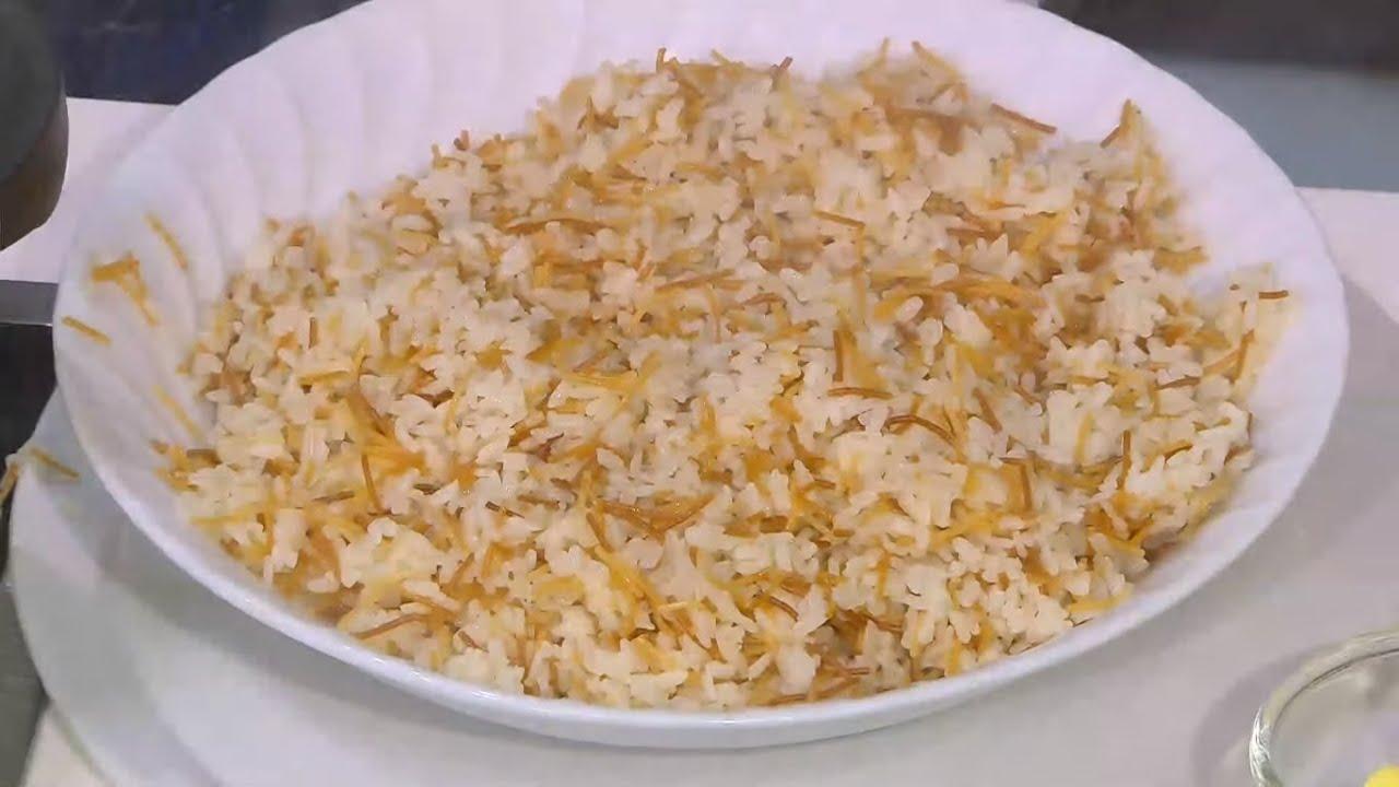 طريقة عمل الأرز بوصفات مختلفة ومتنوعة احكي