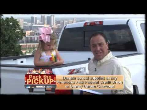 pack the pickup with dewey barber chevrolet youtube rh youtube com