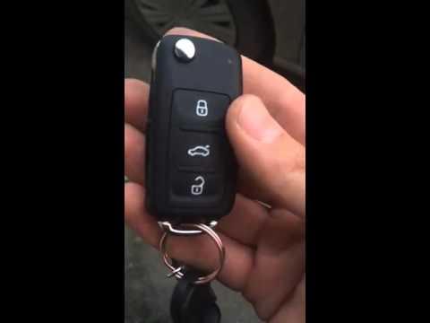 потерял ключи от фольксваген поло седан