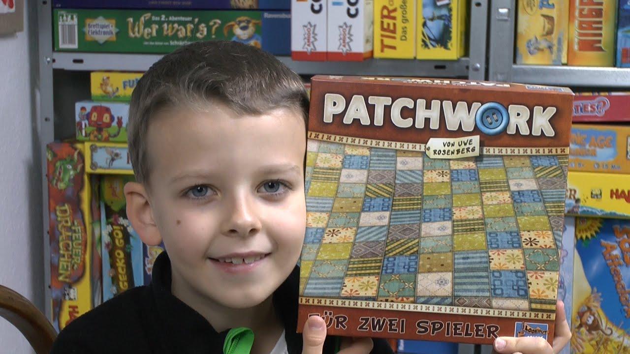 Patchwork (Lookout) - Top Spiel im Bereich 2-Personen