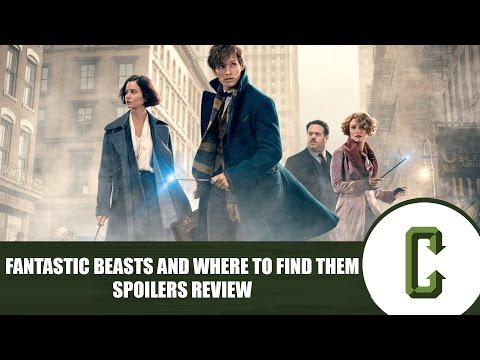 Fantastic Beasts and Where To Find Them Spoilers Review
