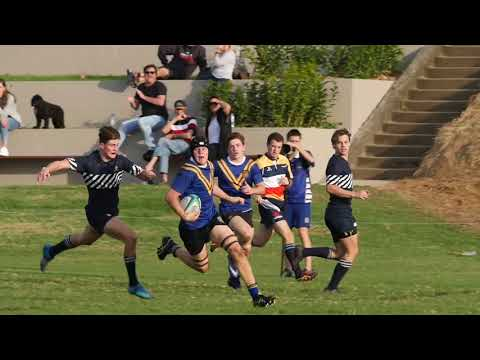 Waverley College 1st XV CAS Undefeated Premiers 2017