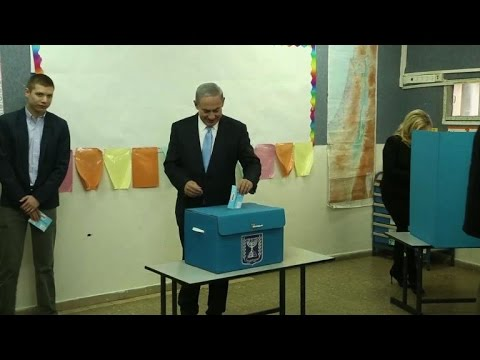 Israelis head for the polls in close-fought election