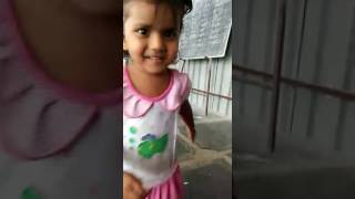 Dance by small kid on aamadu song