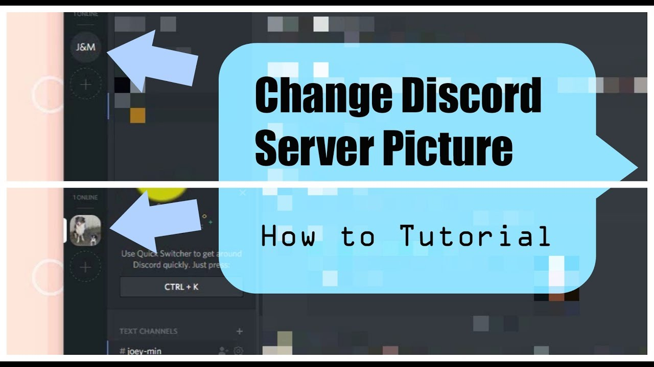 How to Change Discord Server Image | Step-by-Step Tutorial
