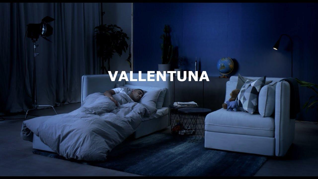 Vallentuna Sofa Bed Ikea Australia