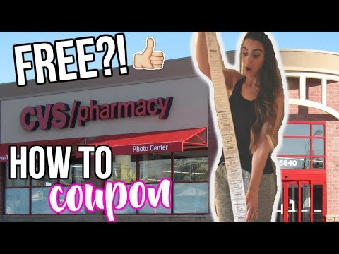 CVS COUPONING + HAUL! | HOW I GET MAKEUP FOR FREE! HOW TO COUPON (11/19-11/25)