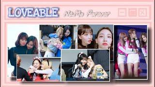 "TWICE   Nayeon & Momo [FMV]   ""LOVEABLE"" (트와이스…"