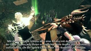 Neverwinter gamescom 2012 Trailer Ebon Downs Lore DEUTSCH / GERMAN