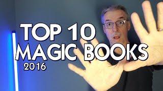 Top 10 Magic Books / Card Magic Books