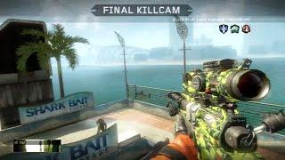 Black Ops 3 TRICKSHOT + KILLFEED Online Quick scoping Sniper Montage [Community]