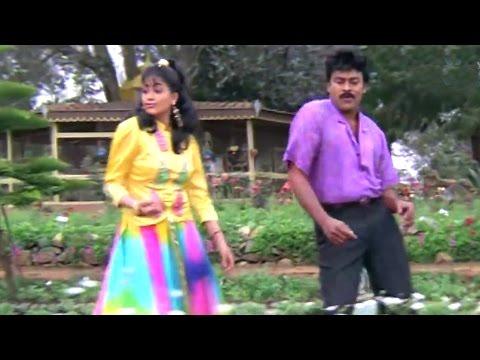 gang-leader-video-songs---vayasu-vayasu---#chiranjeevi,-#vijayashanti