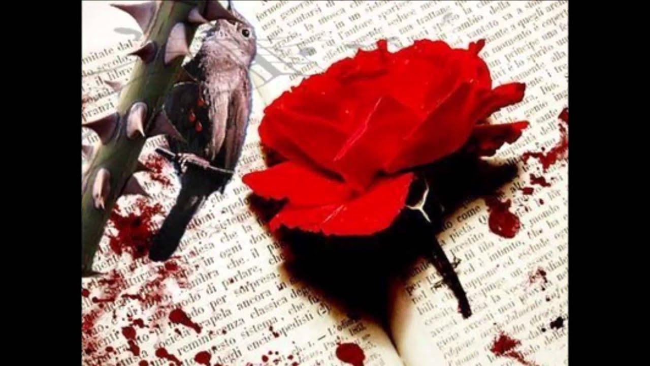 charlie zaa con tinta sangre