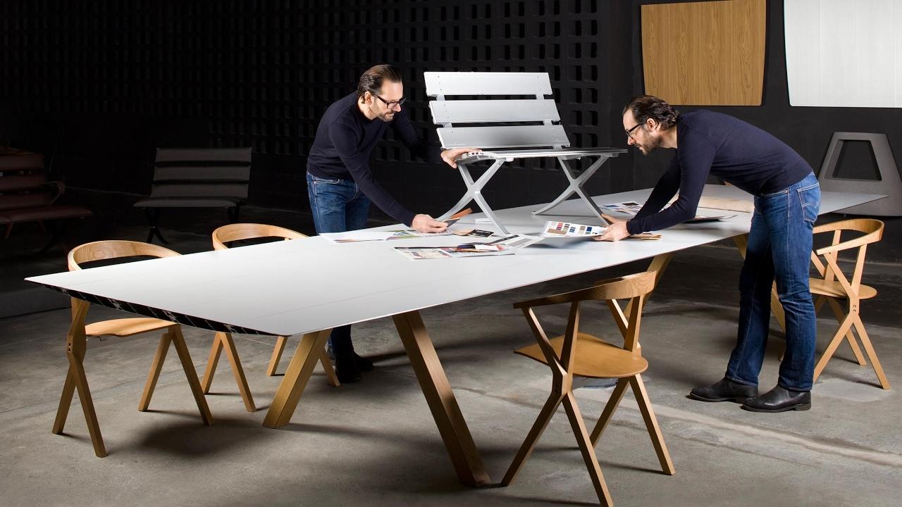 Bd Barcelona Design.Konstantin Grcic S Table B For Bd Barcelona Still Is An Iconic Design
