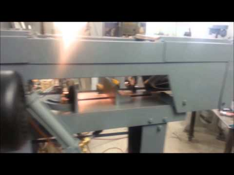 Who wants to play with my Johnson?  bandsaw model B rebuild part 4