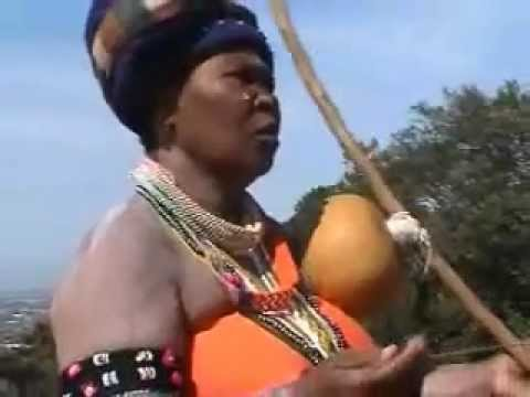 Madosini Manqina - Queen of South Africa's Pondoland Music