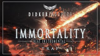 Epic Banger Orchestra INSTRUMENTAL BEAT TRAP - Immortality (FIFTY VINC Collab)