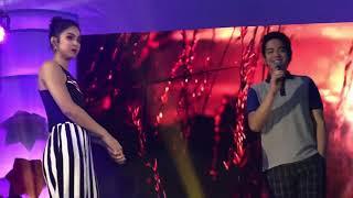 JULIA Barretto, biglang naluha sa duet nila ni JOSHUA Garcia ng PERFECT | JoshLia Fan Meet