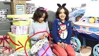 فتح هدايا عيد ميلاد قطر الندى 🎁