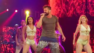 Ricky Martin in Budapest - 04/09/2018 - moments from the show