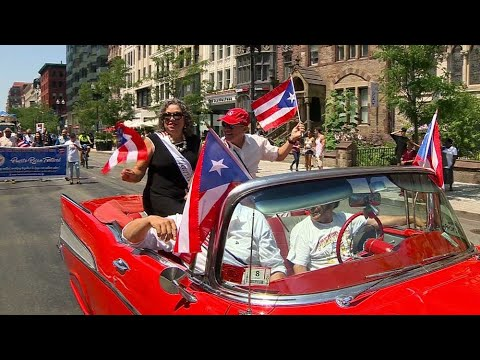 Puerto Rican Festival Takes On New Meaning In Boston