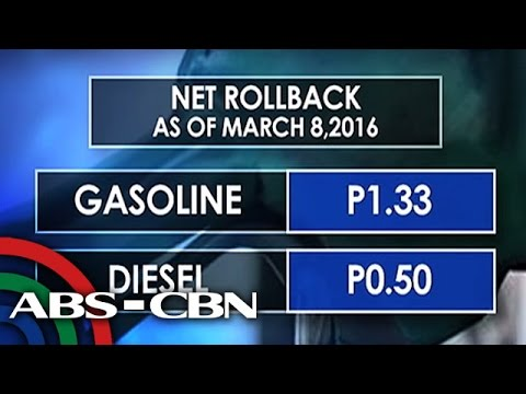 TV Patrol: Higit P1 oil price hike, namumuro sa susunod na linggo