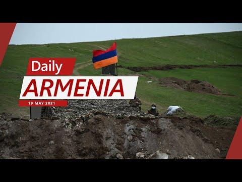 Armenia Stresses Border Demarcation Talks Can't Be Held, Till Azerbaijan Withdraws From Syunik