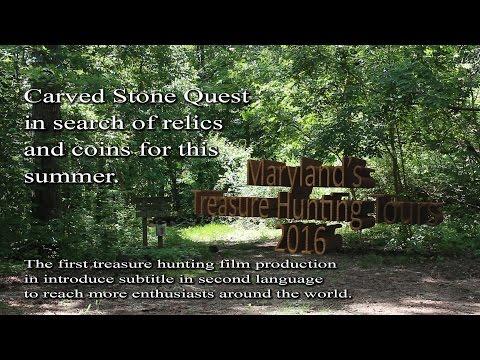 Maryland treasure hunting tours episodio I