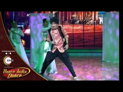 Dance India Dance Season 4 February 15, 2014 - Sumedh's Performance