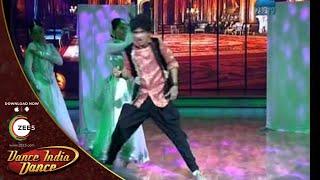 Dance India Dance Season 4 February 15, 2014 - Sumedh
