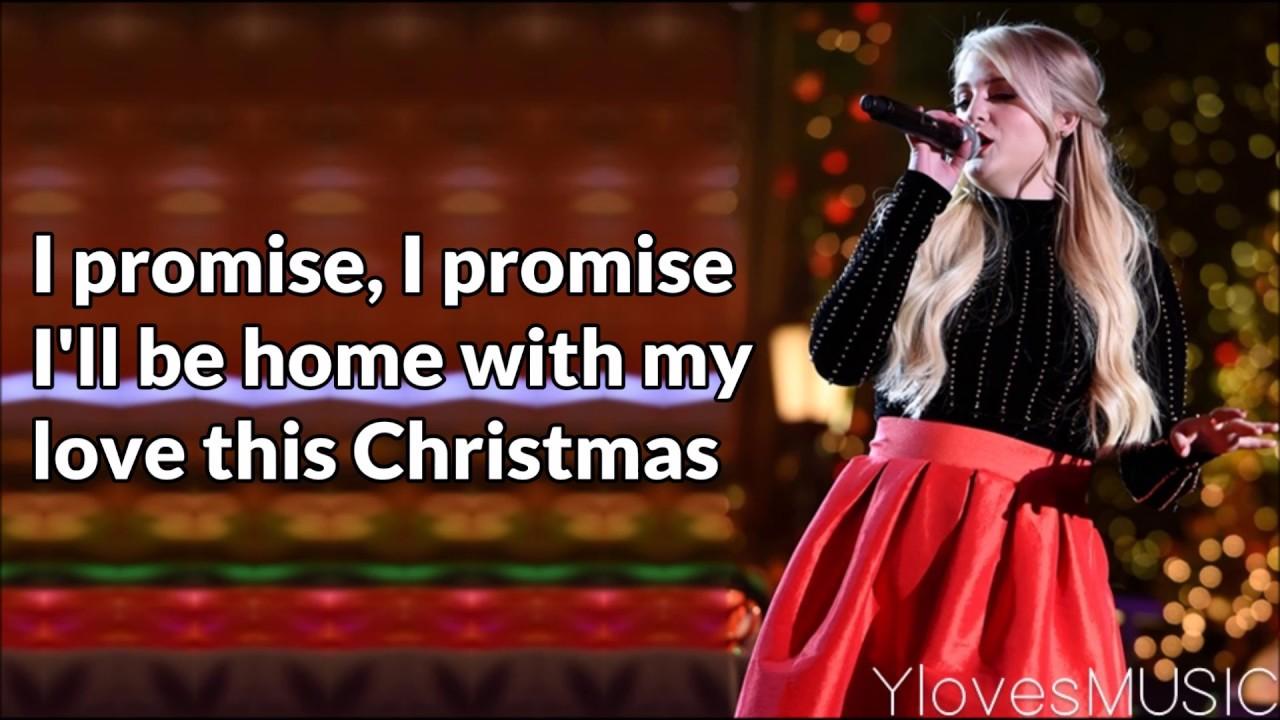 Meghan Trainor - I'll Be Home (Lyrics) - YouTube