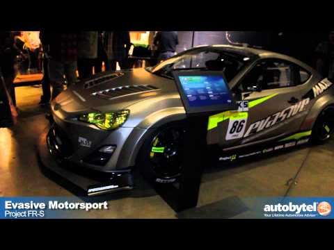 2012 Scion SEMA Media Preview FR-S Tuner Challenge Car Show Video