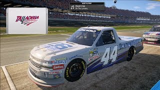 NASCAR Heat 2 - Chevrolet Silverado - Test Drive Gameplay (PS4 HD) [1080p60FPS]