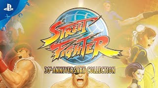 Street Fighter 30th Anniversary Collection – Announcement Trailer | PS4