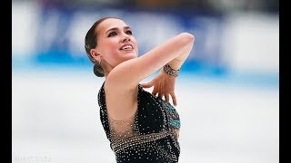 Стало известно заявила ли Алина Загитова на финал Гран При 2019 четверные прыжки