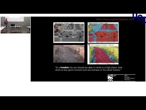 IN3 Interdisciplinary Seminar. Quantifying imbalances in public space distribution