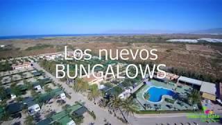 Los nuevos Bungalows, Gamping Cabo de Gata Costa de Almeria