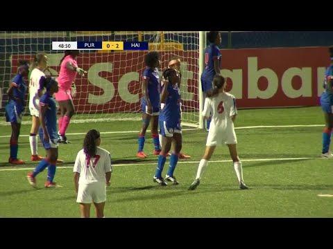 PLAY at 49' | Puerto Rico vs Haití