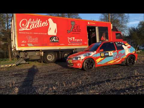 Rallye Action & Show_Marcos Rodríguez-Jennifer Polo_Temporada 2015 (JM Racing)