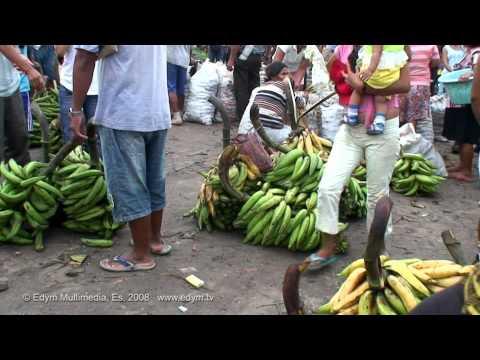 Iquitos, el puerto fluvial de Belén