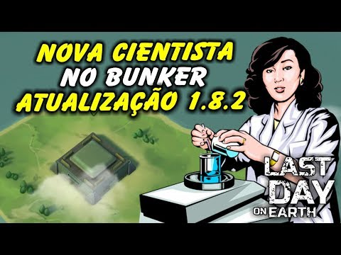 NEW Scientist in Bunker Update 1.8.2 - Last Day on Earth